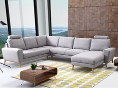 Salon Outdoor Sectional, Sectional Sofa, Couch, Angles, Outdoor Furniture, Outdoor Decor, Home Decor, Stockholm, Products