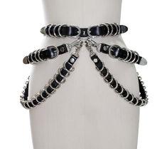 d7e3b416d Iphie Belt ( Black ) from CREEPYYEHA