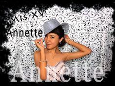 Fantástica quinceañera...Annette