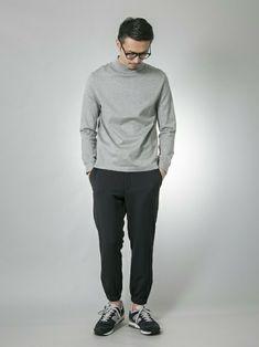 ショップスタッフ kondou│URBAN RESEARCHのTシャツ・カットソーコーディネート-WEAR