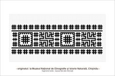 #Traditional motifs from Basarabia