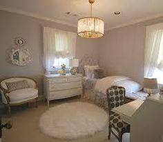 modern lavender baby room - Google Search