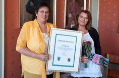 TRONDHEIM FAIRTRADE: Kommunen fikk sitt sertifiseringsbevis