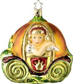 Inge Glas 2009#Christbaumschmuck#aus dem Hause Inge Glas.Weihnachtsbaumschmuck made in Germany mundgeblasen und von Hand bemalt bei www.gartenschaetze-online.de