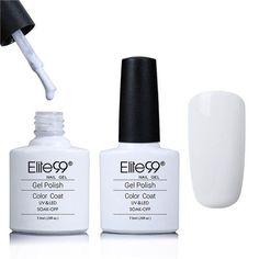 Elite99 Long-lasting Soak-off Gel Nail Polish - 31 Colors
