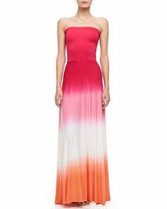 Bengal+Strapless+Maxi+Dress/Skirt+at+CUSP.