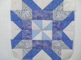 silver lane quilt block pattern with tutorial
