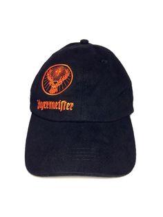 Jagermeister Official Black Adjustable Hat d8b9f572c459