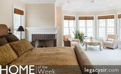 Wonderful 6BR home that has been thoughtfully designed to accommodate everyone's needs. A first floor master bedroom with fireplace and sitting area. Large kitchen/family room with fireplace & wet bar. Tray ceilings in living area w a wall of windows looking out to patio.