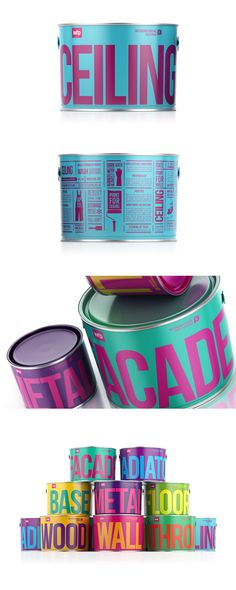 Reynolds and Reyner Cosmetic Packaging, Brand Packaging, Design Packaging, Trommler, Innovative Packaging, Packaging Design Inspiration, Color Combos, Color Inspiration, Innovation