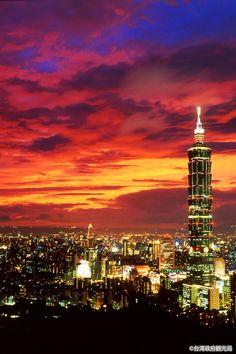 臺北 Taipei 101 Taiwan 台灣