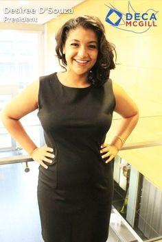 Campus Celebrity: Desiree D'Souza | Her Campus
