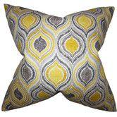 Found it at Wayfair - Xylon Geometric Throw Pillow