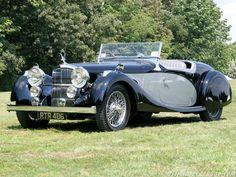 1937 Alvis Speed 25 Offord Roadster, Great Britian