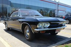 Lot Shots Find of the Week: 1965 Chevrolet Corvair - OnAllCylinders - LGMSports.com