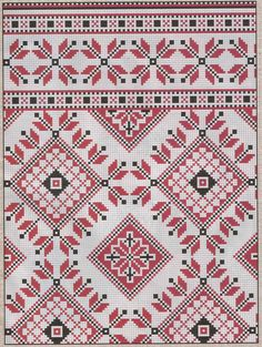 romanian embroidery Cross Stitch Borders, Cross Stitch Charts, Cross Stitch Designs, Cross Stitching, Cross Stitch Patterns, Folk Embroidery, Cross Stitch Embroidery, Embroidery Patterns, Beaded Embroidery