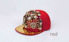 Rivet Caps rood €23