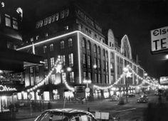 Stockholm. Nordiska kompaniet 1951