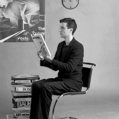 David Byrne (Talking Heads) - Love this photo.  I enjoyed his solo album, Rei Momo, although it was a departure from Talking Heads but I enjoyed its unique sound.