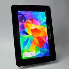 Tablet & eBook Wall Mounts for Samsung Galaxy Tab S, Samsung Galaxy, Vesa Mount, Time Clock, Galaxies, Wall Mount, Custom Design, Ebay, Display