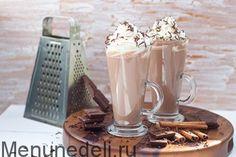 Шоколадный молочный коктейль / Меню недели