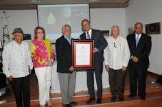 Armario de Noticias:  Ministerio de Cultura reconoce a Horacio Pichard...