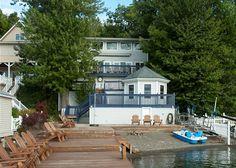 Keuka Lake Vacation Rentals: Summer Memories   Finger Lakes Rentals   Lakeside Keuka Lake Rentals