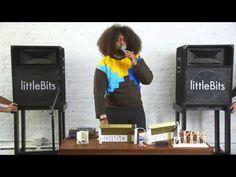 Synth Kit - littleBits Electronics