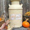 http://redoityourselfinspirations.blogspot.com/2015/10/a-vintage-bordens-milk-can.html
