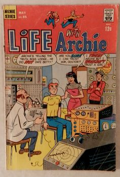 Archie Comics - Life With Archie # 85 by PeggysVintageVariety on Etsy