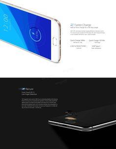 UMI Z 5.5 Inch Dual 3D Edge 4GB RAM 32GB ROM MediaTek Helio X27 Deca Core 2.6Ghz 4G Smartphone