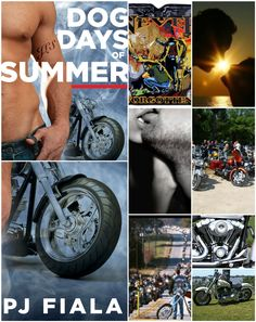 Amazon: http://tinyurl.com/krz6xu5  Owning Rolling Thunder Motorcycles, Inc. and raising his twin sons was top priority in Dog's life. That was until he met Jocelyn James, the sweet, loving single mother of Gunnar, who works for Dog.  Joci raised Gunnar alone after her cheating, dickhead of a boyfriend ran off with another woman. She finished school and started her own graphic design business. The last thing on her mind was men! Until she met Dog.