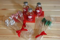 Pine scented Christmas fragrance sticks - kind of fun for those of us who can't get real trees!