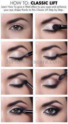 How to apply eye makeup for a daytime or night time look are a snap with these simple tips and tricks. All of The 11 Best Eye Makeup Tips and Tricks are followed by step-by-step instructions, so feel free to experiment, its not possible to mess-up! Theyre perfect if you are a woman on the go, planning a night out on the town or have a special date planned.
