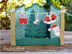 With a bow on top: Stampin' Dreams Blog Hop - Favourite InColour