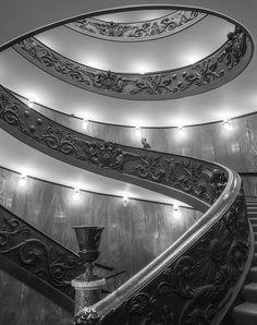 impressions of a stair.... - OLYMPUS DIGITAL CAMERA