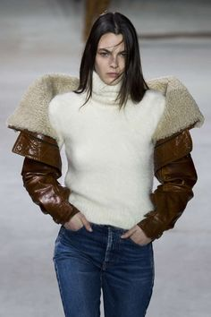 Saint Laurent, Autunno/Inverno 2017, Parigi, Womenswear