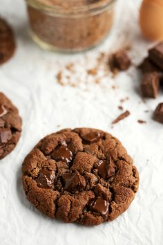 Healthy Flourless Cookies