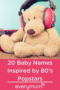 20 Baby Names Inspired by Posters. Ah, the A time when cassette tapes were becoming the next big thing, when eyeliner was essential for all, and the bigger your hair the better.As one of our favourite decades, we thought we would share some of Twin Baby Names, Cute Baby Names, Unique Baby Names, Celtic Baby Names, Irish Baby Names, Baby Name Announcement, Birth Announcement Template, Twin Mom, Twin Babies