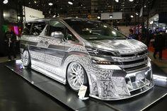 Toyota Alphard, Big Boyz, Girly Car, Custom Cars, Luxury Cars, Super Cars, Trucks, Vehicles, Motors