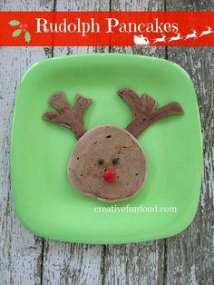 Rudolph Pancakes! A