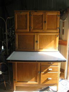 Perfect Wilson Hoosier Cabinet