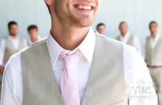 Khaki vest on Matt? this color khaki though, nothing yellow looking