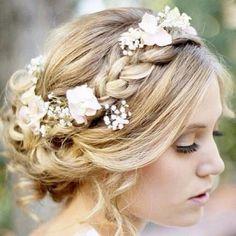 Wedding & Love: Свадебные прически 2014