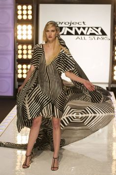 Such a fun write up from Threads Magazine about Project Runway All Stars.