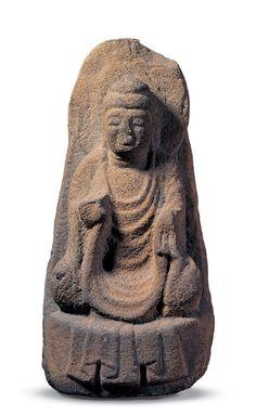 [Antiquity-Three Kingdoms Period(Silla)] Contemplative Bodhisattva