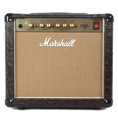 Marshall DSL5CCW 5W All-Tube 1x10 Western Combo | Chicago Music Exchange