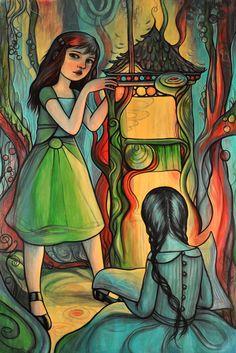 """""""The Makers"""" par Kelly Vivanco"""