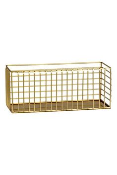 Metal wire basket | H&M