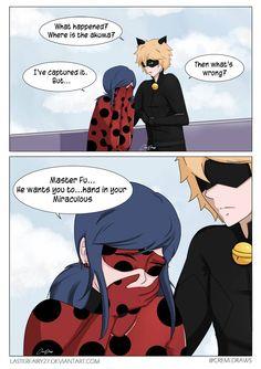 Bad Timing Page 29 [Miraculous Ladybug Comic] by CremiDraws on DeviantArt